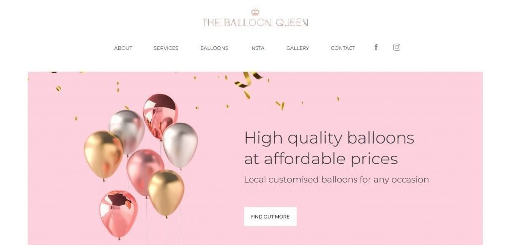 Best Small Business Website Examples